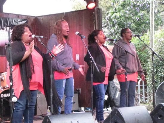 The McCrary Sisters at Threadgill's - DANA PLONKA