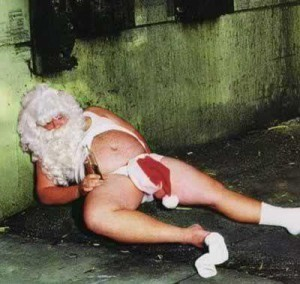 ROUGHLY WHAT WE WILL LOOK LIKE AFTER ATTENDING FOUR BERT DAX XMAS RELEASE SHOWS.