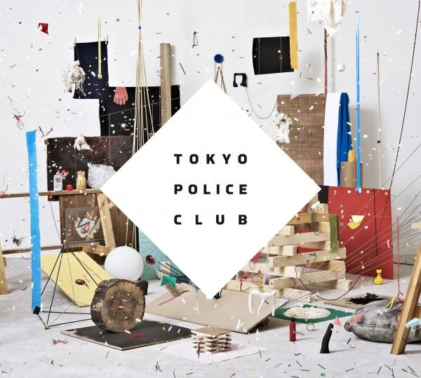 Tokyo Police Club's latest release, Champ - KNOXROAD.COM
