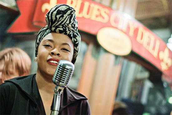 Nikki Hill CD Release - Thursday, Apr. 11 @ Blues City Deli - CRYSTAL ROLFE