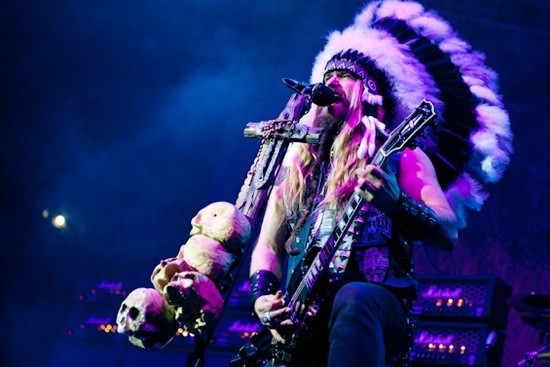 Black Label Society - JON GITCHOFF