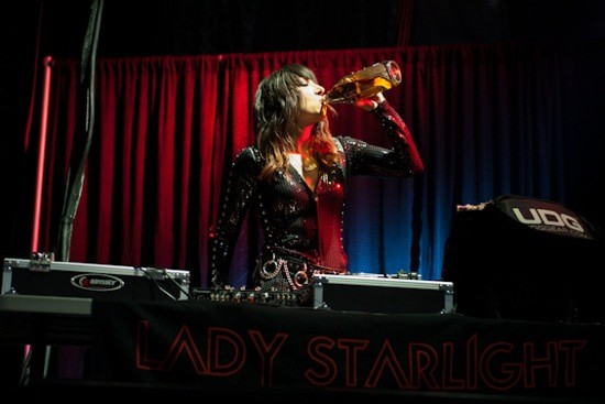 Lady Starlight - JON GITCHOFF