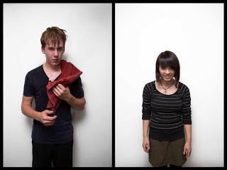Joseph Hess and Mabel Suen -- undercover cop busters! - THEO R. WELLING