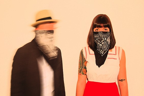 Buzz band Sleigh Bells' insouciant noise-tinged pop comes to The Firebird on October 28. Magic 8 Ball says this show will sell out before you can say Crown on the Ground.