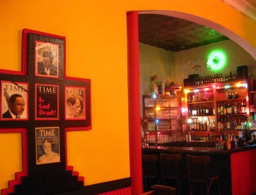 Maya Cafe in Maplewood debuted a new music room this month, making it the third venue on the block. - GRACE WOODARD