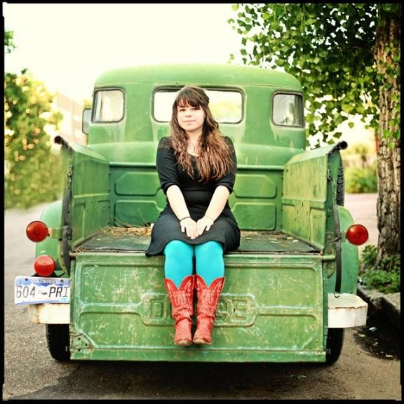 Samantha Crain, a local favorite from Oklahoma, plays at Lemmons tonight.