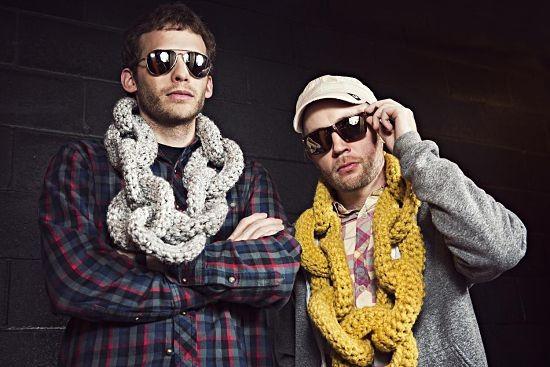 The Hood Internet - Saturday @ Firebird