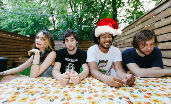 Speedy Ortiz celebrated its three-year anniversary this past weekend. - PRESS PHOTO