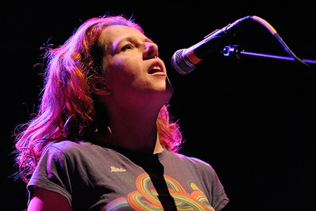 Neko Case last night at the Pageant. See more photos from last night's show. - PHOTO: TODD OWYOUNG