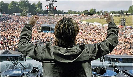 Paul Oakenfold in 2009. - IMAGE VIA