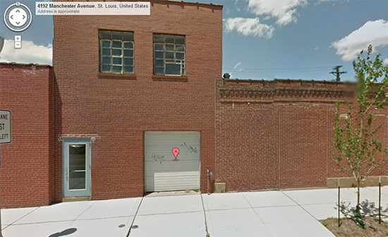 The future home of the Ready Room. - GOOGLE MAPS
