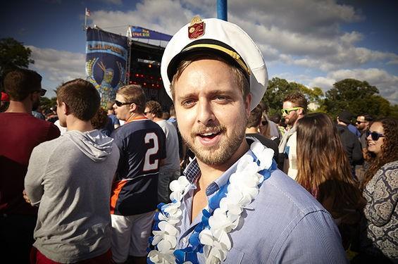 Ahoy, matey! - STEVE TRUESDELL