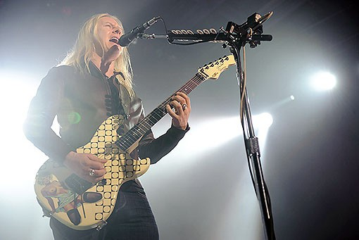 Jerry Cantrell of Alice in Chains at the Pageant in February. See a full slideshow from that night here. - PHOTO: TODD OWYOUNG