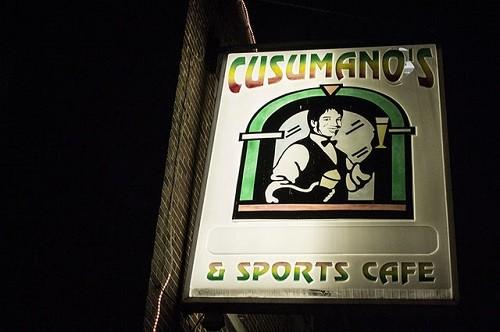 Cusumano's Pizza