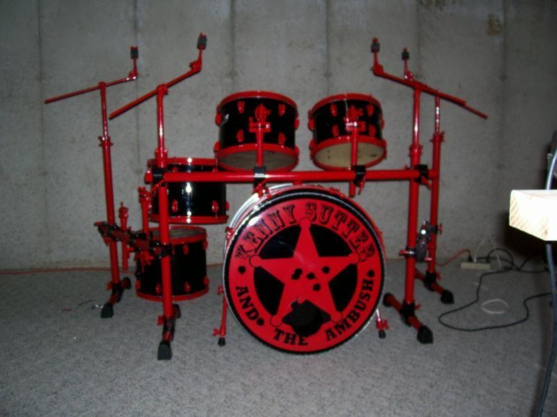 St  Louis Craigslist Musician Post of the Week: Killer Drumset