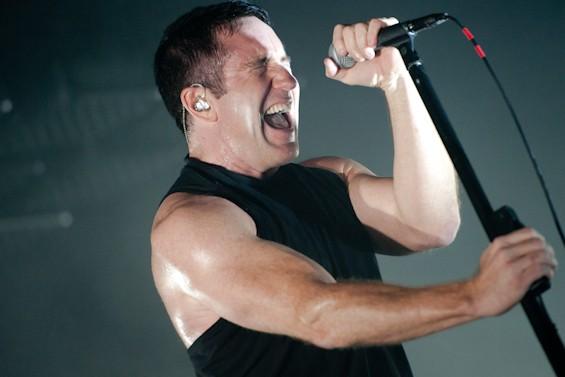Nine Inch Nails - JON GITCHOFF