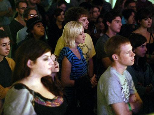 The adoring crowd - EGAN O'KEEFE