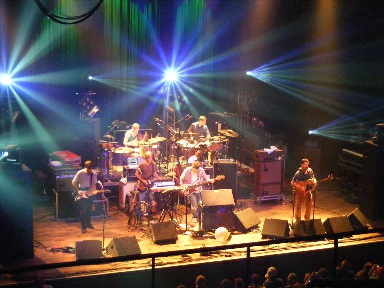 Modest Mouse, last night at the Pageant - KATIE MOULTON