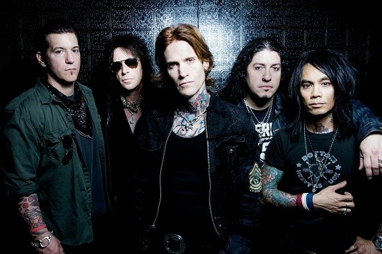 Buckcherry, the least popular musical act in every state, as proven by science.