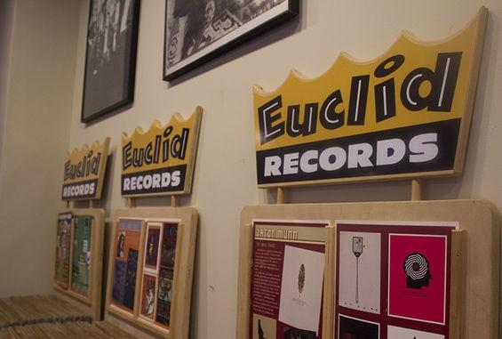 Euclid Records - MABEL SUEN