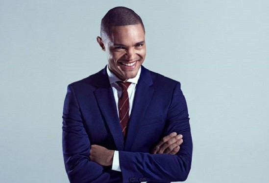 Trevor Noah, soon to be the new host of The Daily Show. - PRESS PHOTO VIA OFFICIAL WEBSITE.