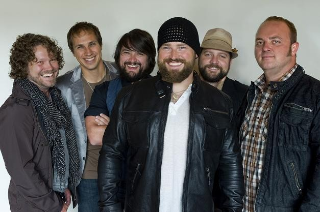 The Zac Brown Band - C.TAYLOR CROTHERS