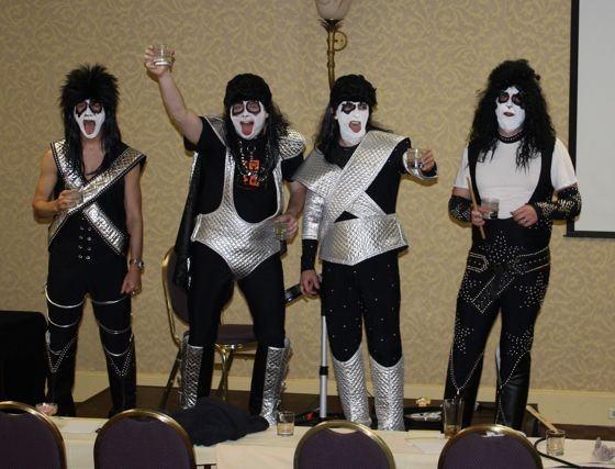 """""""Wait, you said we were opening for KISS, right?"""" - PHOTO BY RICH BOWEN VIA FLICKR"""