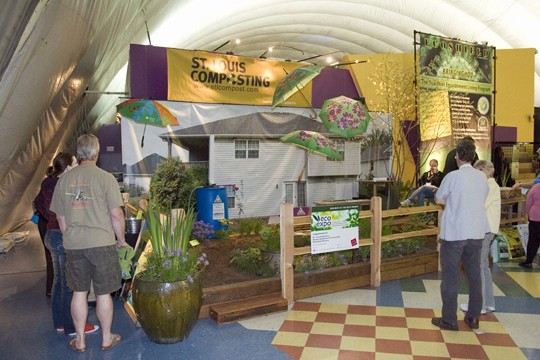 """If you're going to make an effort to be more """"green,"""" be smart about it. The Eco Expo is free and takes place on Saturday and Sunday at the St. Louis Science Center."""