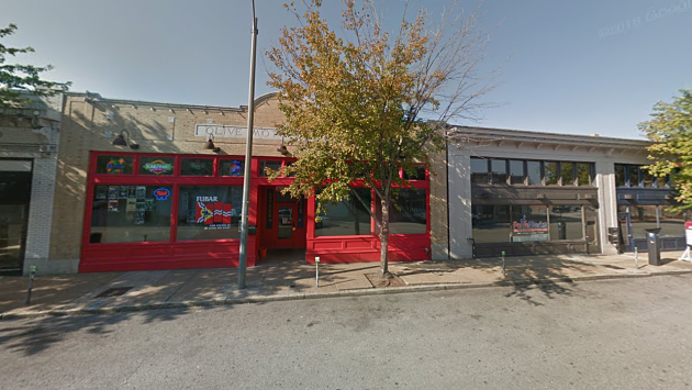 Music Record Shop's new location will be the space just to the right of Fubar. - VIA GOOGLE MAPS
