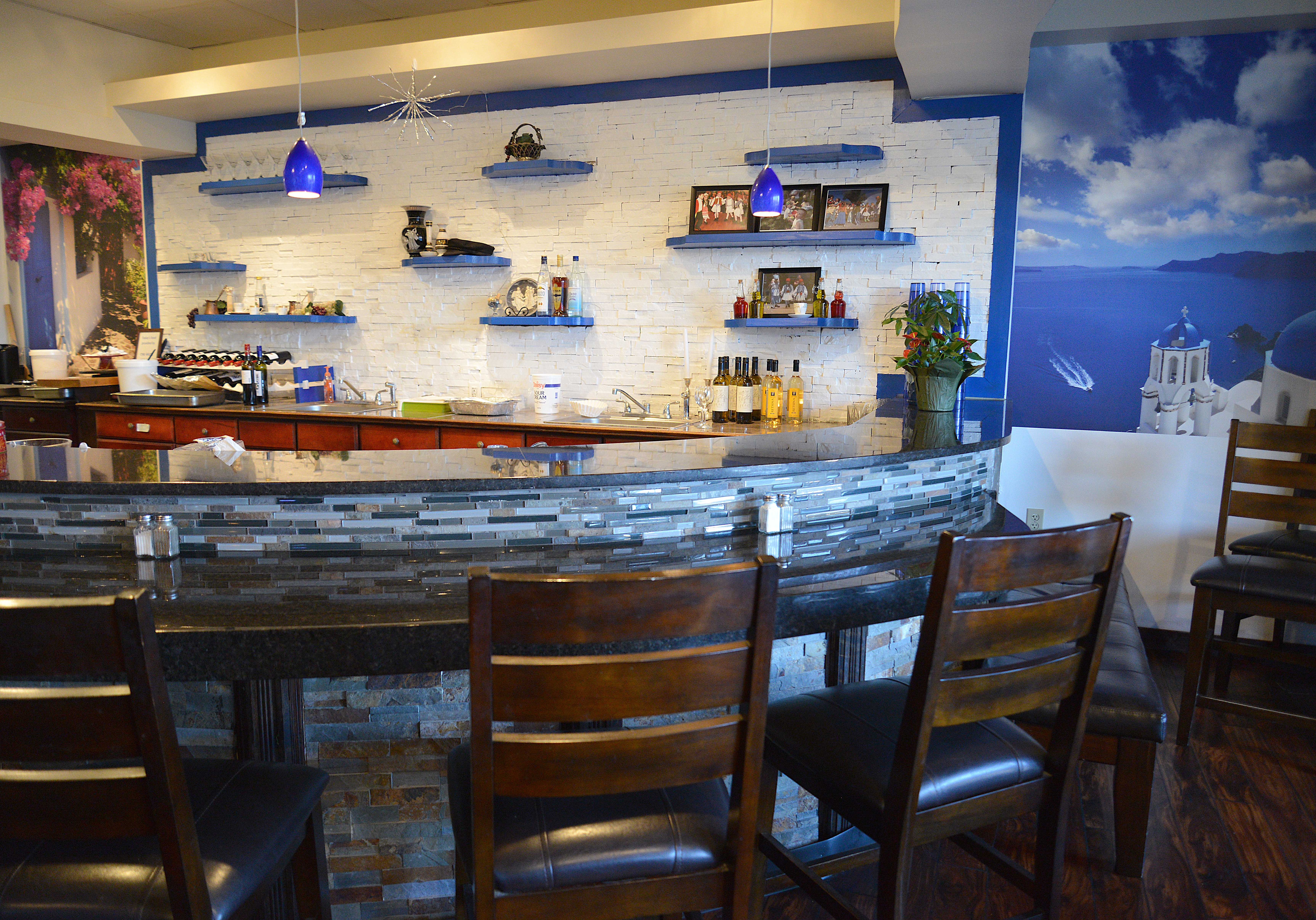 The Greek Kitchen Brings A True Greek Experience To Kirkwood
