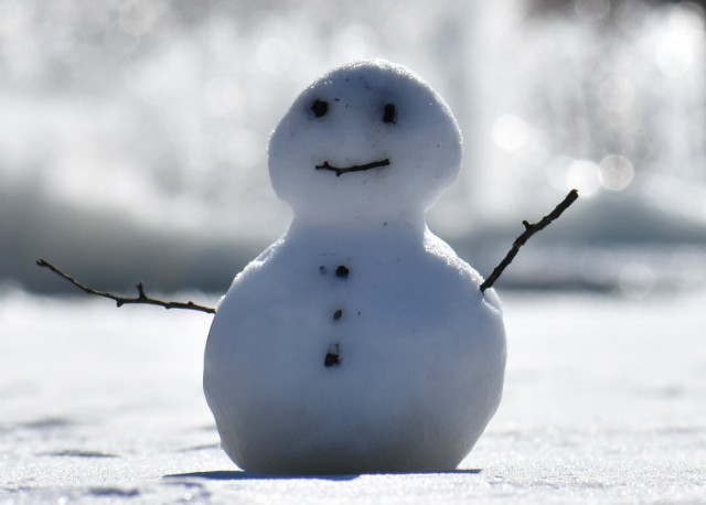 Robbers remain open for business during the snowstorm. - DOYLE MURPHY