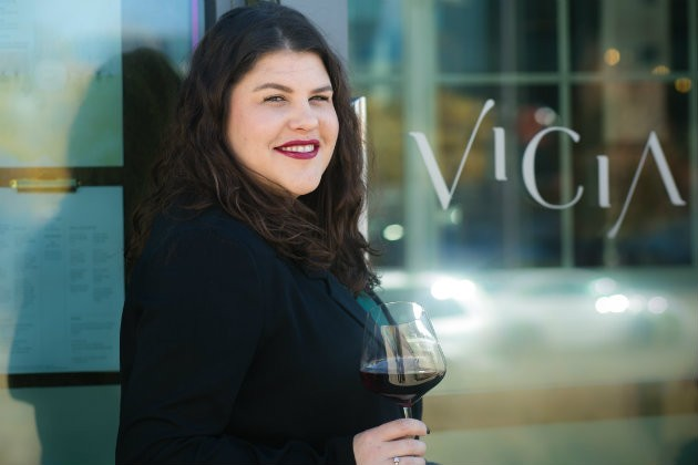 Vicia's Jen Epley went from humble beginnings to the top of the city's restaurant scene. - JEN WEST