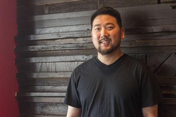 David Choi or Seoul Q and Seoul Taco. - MABEL SUEN