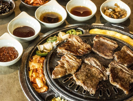 Review Seoul Q Nails The Korean Barbecue Experience