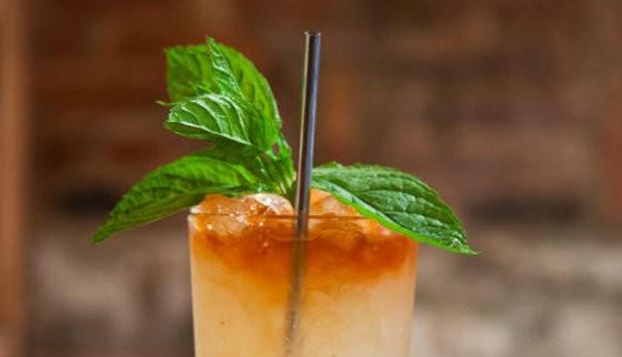 A specialty drink at Taste by Niche. - LAURA ANN MILLER