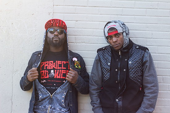 Catch Jah Orah & KD Assassin at the 2015 RFT Music Showcase: The Bootleg at 11 p.m. - PHOTO BY MABEL SUEN.