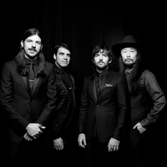The Avett Brothers, headlining this year's LouFest. - PRESS PHOTO VIA NEW FRONTIER TOURING