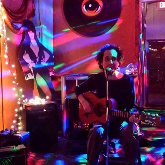 Catch Zak Marmelefesky at the 2015 RFT Music Showcase: Taha's Twisted Tiki Bar at 6 p.m.