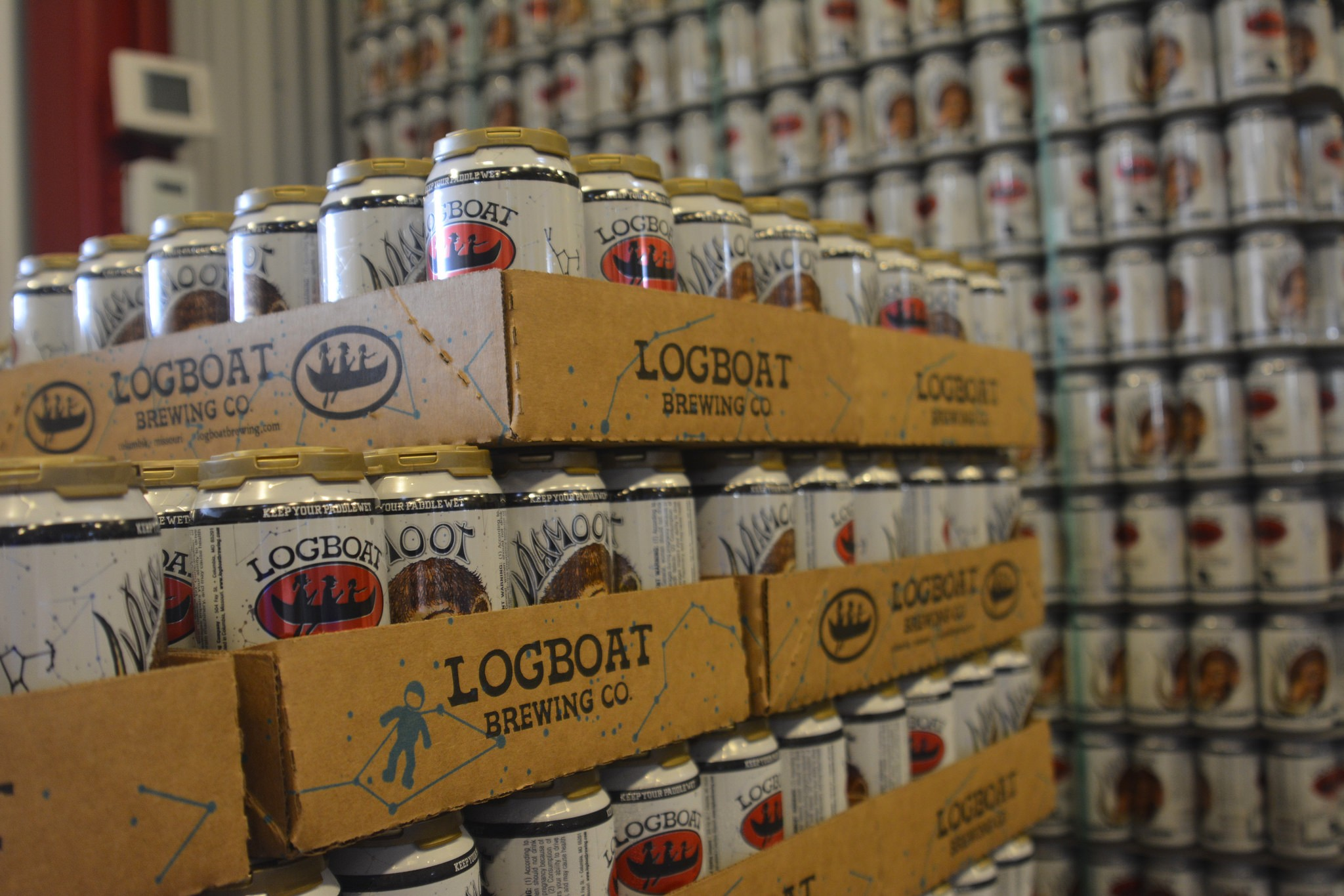 Drink For Free Er Sample Logboat Brewing Suds At Schnucks