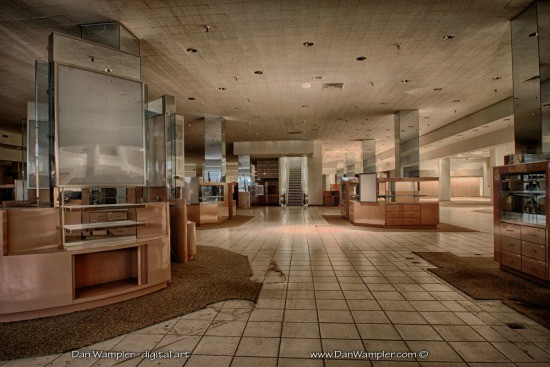 Malls In Ct >> Crestwood Court: Post-Apocalyptic Portraits of the Abandoned Mall (PHOTOS) | Arts Blog