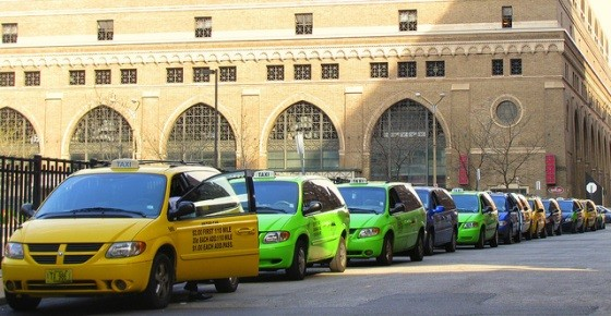 Will St. Louis taxis be competing with UberX soon? - IMAGE VIA