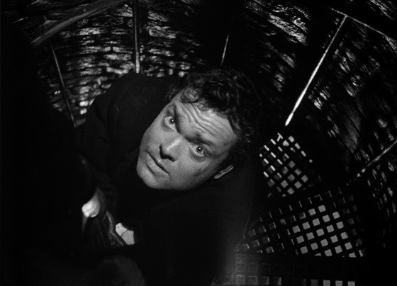 Still from The Third Man - IMAGE VIA