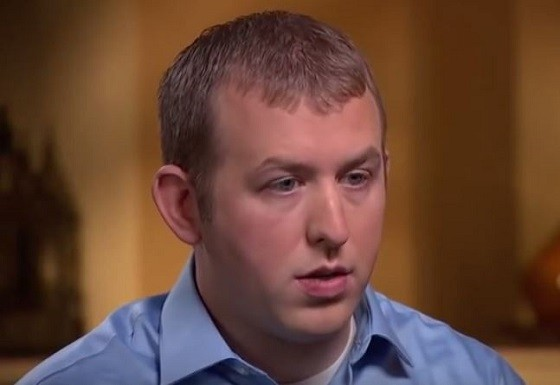 Former Ferguson officer Darren Wilson - IMAGE VIA YOUTUBE