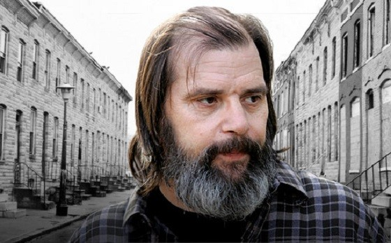 Steve Earle as Walon on HBO's The Wire. - COURTESY OF HBO'S THE WIRE