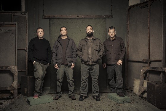 Clutch will perform at Pop's Nightclub on Friday, October 16. - DAN WINTERS