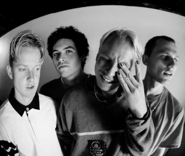 SWMRS will perform at the Ready Room on Tuesday, April 21. - VIA CODA MUSIC AGENCY