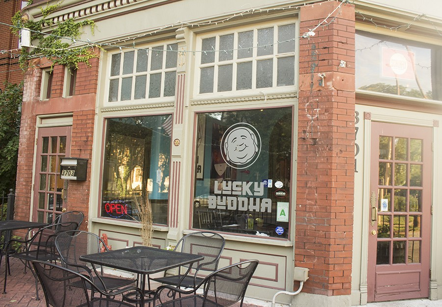 Review: Lucky Buddha Is a Delightful Surprise   Cafe   St. Louis ...