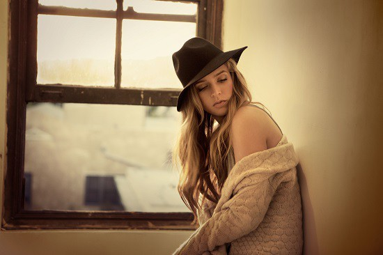 ZZ Ward returns to St. Louis this Tuesday alongside Marc Scibilia and the Young Wild. - PHOTO BY CHAPMAN BAEHLER