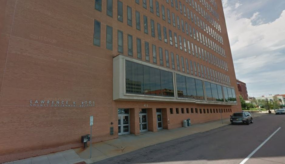 The St. Louis County Council will meet here tonight to decide the fate of a controversial bill. - GOOGLE MAPS