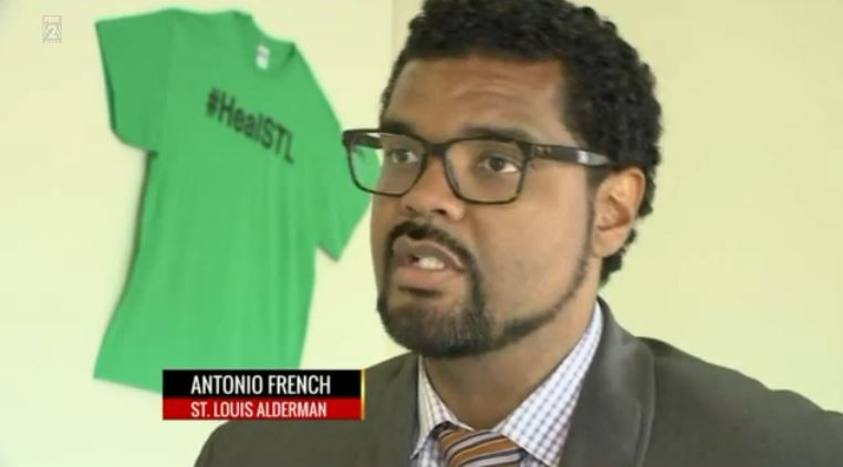 Alderman Antonio French - KTVI (CHANNEL 2)